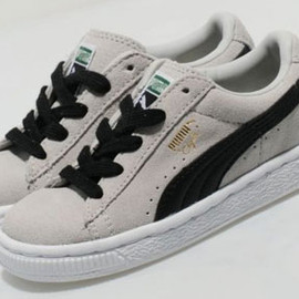PUMA - Puma Clyde Infants trainers