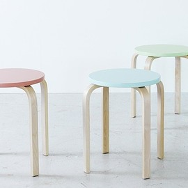 IKEA - Bråkig Limited Edition Collection Frosta Stool