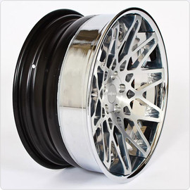 rotiform - forged 3 piece concave BLQ