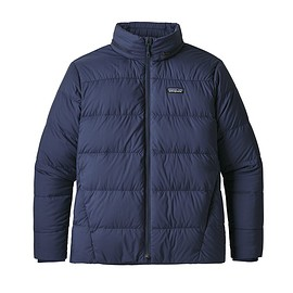patagonia - M's Silent Down Jacket, Classic Navy (CNY)