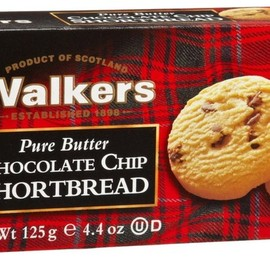Walkers - Chocolate Chip Shortbread