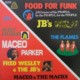 V.A. - V.A. (JB'S、FLAMES、MACEO & THE MACKS etc)> / FOOD FOR FUNK