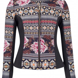 Matthew Williamson - Floral Folk Jacket