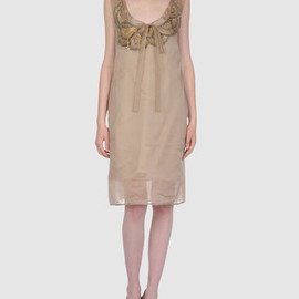 MARNI - 2011A/W Silk dress
