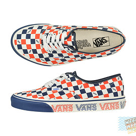 VANS, STANDARD CALIFORNIA - VANS×SD Authentic Type2