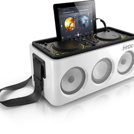 PHILIPS - M1X-DJ Sound System