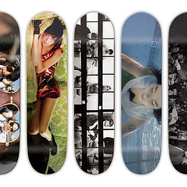 Girl Skateboards - Spike Jonze photo series