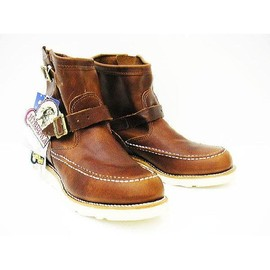 chippewa - 7INCH MOC ENGINEERBOOTS
