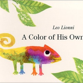 Leo Lionni - A Color of His Own:洋書