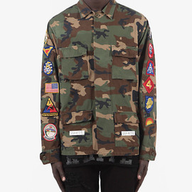 Off White - FIELD JACKET
