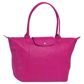 LONGCHAMP - LE PLIAGE CUIR tote bag