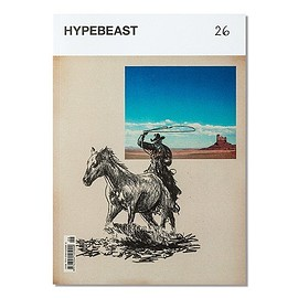 Hypebeast Magazine Issue 3:The Impressions Issue