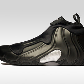 NIKE - AIR FLIGHT POSITE black