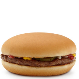 McDonald's - Hamburger