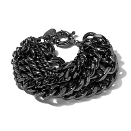 GILES & BROTHER - Large Multi-Chain Bracelet