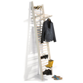 Alexander Schmied - Zeugwart shoe & coat rack