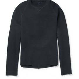 Lanvin - Bonded Cotton-Blend Sweatshirt