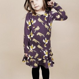 mini rodini - DOVES DRESS