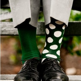 Happy Socks - 2 Pack Big Dot Socks