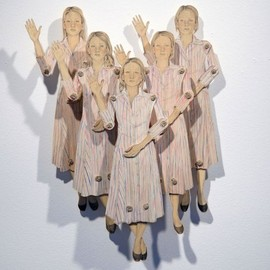 Sculptures by ClaireOswalt