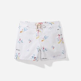 Saturdays Surf NYC - Bobby Surfer Girl Swim Short