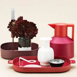 Normann Copenhagen - stackable melamine trays