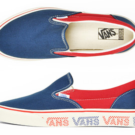 STANDARD CALIFORNIA - VANS×SD Slip On Type2