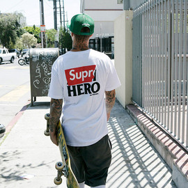 Supreme - Supreme x ANTIHERO Summer 2014 Capsule Collection