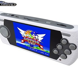 SEGA - Mega Drive / Genesis Ultimate Retro Games Handheld - 25th Sonic the Hedgehog Anniversary Ed