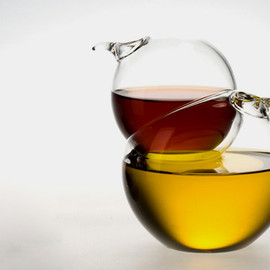 Laurence Brabant - INSEPARABLES : Oil & vinegar set