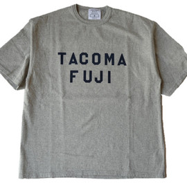 TACOMA FUJI RECORDS - TACOMA (OB ver.) designed by Jerry UKAI