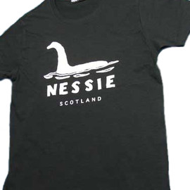 Fahq Forever Leather - NESSIE TEE