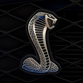 Ford - Mustang Shelby GT500 Emblem 510