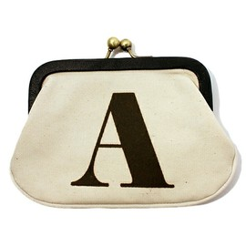 bpr BEAMS - ALPHABETBAGS / ALPHABET Purse