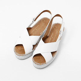 gaimo, URBAN RESEARCH - Cross Sandals