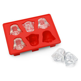 Star Wars - Character Head Ice Cube Tray