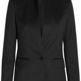 Stella McCartney  - Floris wool-twill jacket