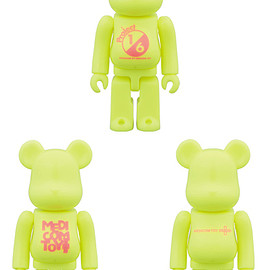 MEDICOM TOY - BE@RBRICK SERIES 36 Release campaign Special Edition