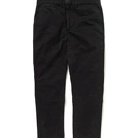 nonnative - DWELLER CHINO TROUSERS USUAL FIT C/P TWILL STRETCH VW