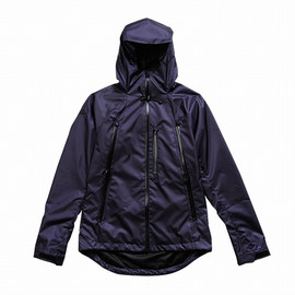 narifuri - 2layerd mountain parka (purple/black)
