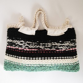 "KNIT BAG ""STELLA"""
