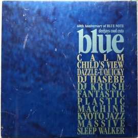 Various Artists - 60th Anniversary of Blue Note deejays cool cuts blue
