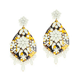 J.CREW - CRYSTAL FIESTA EARRINGS