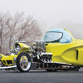Ed Roth - Mysterion