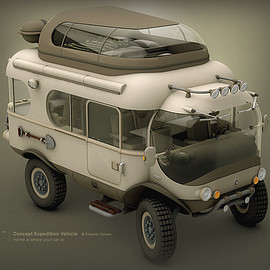 TROY™ - Concept Expedition Vehicle