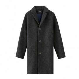 A.P.C., Harris Tweed - 50's coat 2014