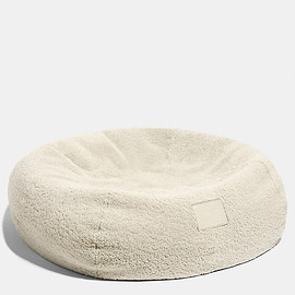 Coach - Large Shearling Beanbag