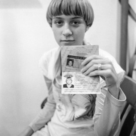 chloe sevigny - X-Girl 1995 image visual