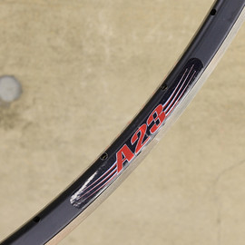 VELOCITY - A23 rim black MADE IN USA.