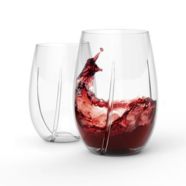 Swirl Aerating Wine Glasses